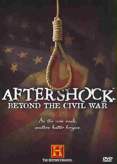 AFTER SHOCK:BEYOND THE CIVIL WAR BY MCPHERSON,JAMES (DVD)